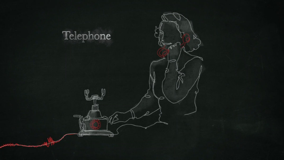 The Bit Player Film - The History of Communication